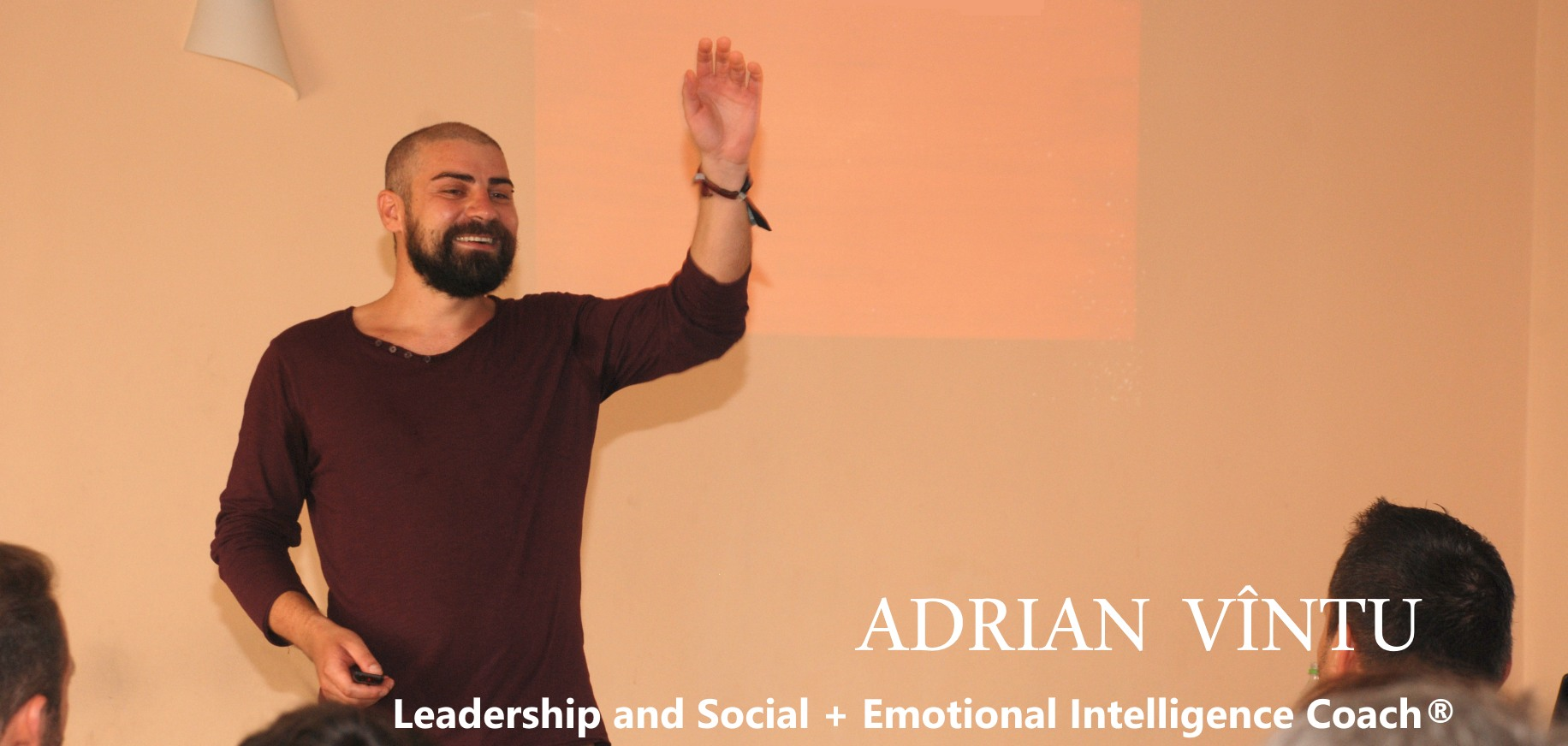 Adrian Vîntu - Leadership and Social + Emotional Intelligence Coach®